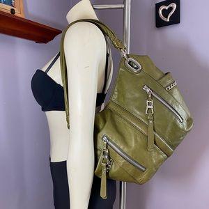 B. Makowsky Alice Hobo Shoulder Bag